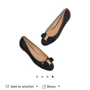Varina Leather Flat 🌷